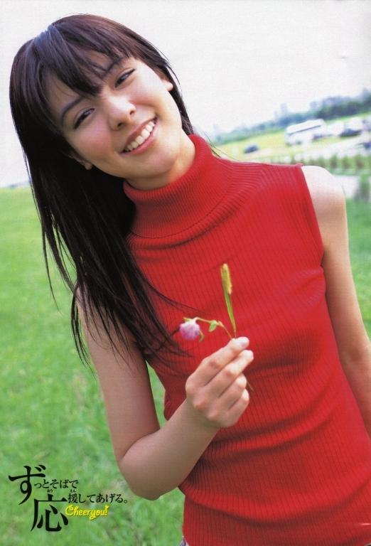 洋服が素敵な藤井美菜さん